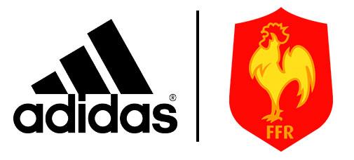 adidas rugby francia